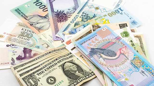Handelsplatform for udenlandsk valuta