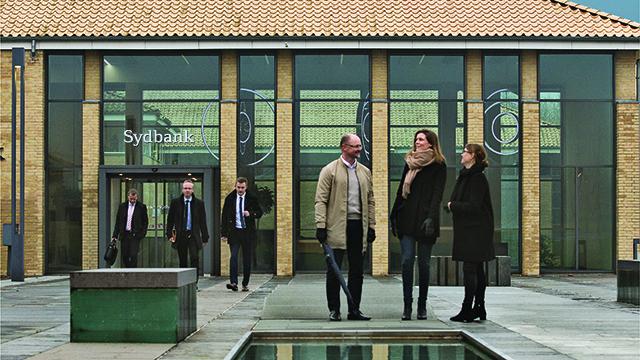 Blandt Danmarks største banker og sparekasser - Sydbank